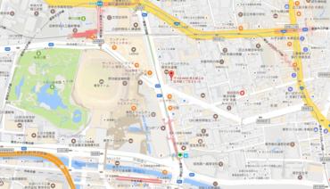 後楽園_地図